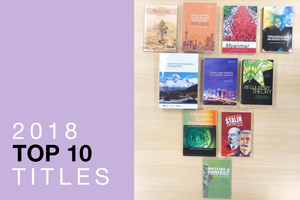 2018 Top 10 Titles