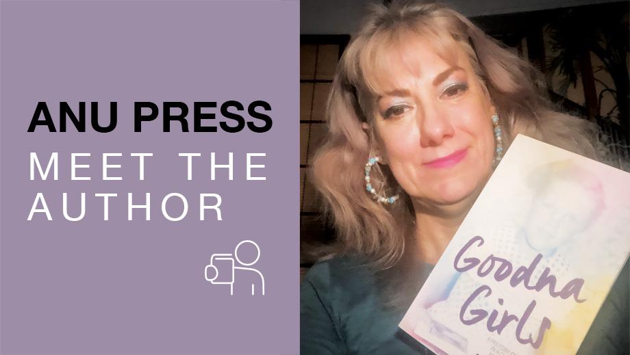 Meet the Author: Adele Chynoweth