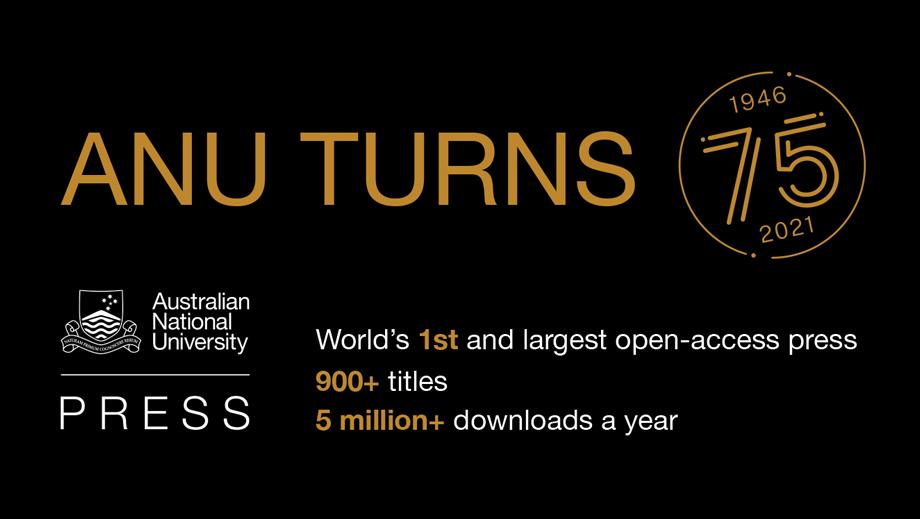 Celebrating The Australian National University's 75th birthday