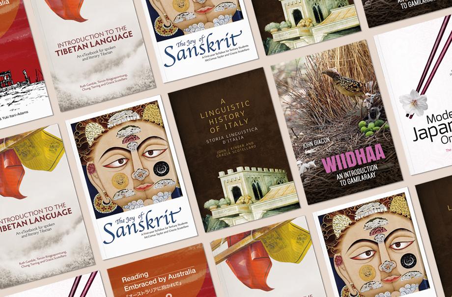 ANU Press Languages