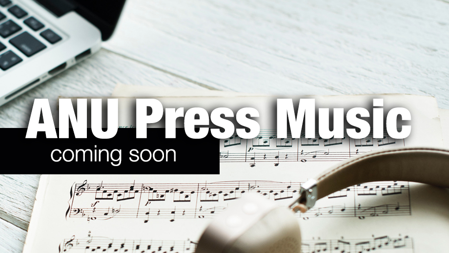 ANU Press to launch not-for-profit music record label