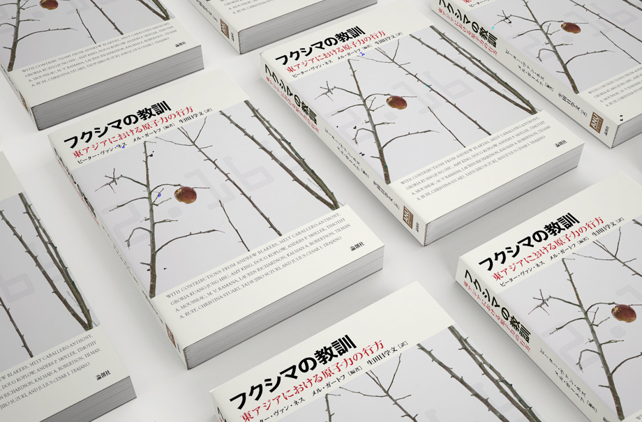'Learning from Fukushima' now published in Japanese.