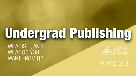 Undergraduate publishing